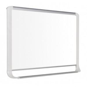 Pizarra Blanca Lacada Magnetica marco de aluminio 120x90 Bi-Office