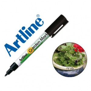 Rotulador garden marker Artline 780