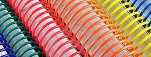 Cómo usar la encuadernadora espiral