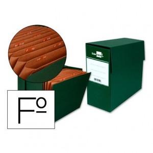 Cajas de transferencia Liderpapel con fuelle