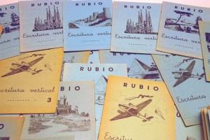 Cuadernos Rubio en verano
