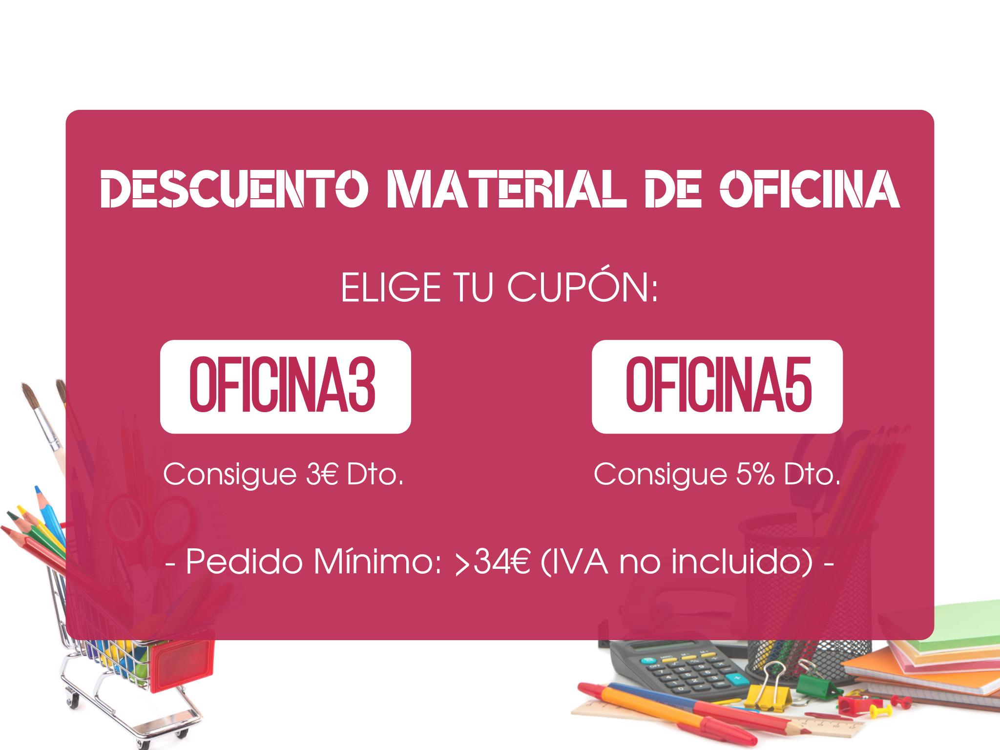 c6f1ad803ea5 Cupones Descuento Material de Oficina - 20milproductos Blog