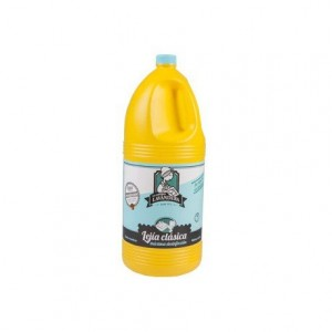 Lejia botella de 5 litros clasica Lavandera