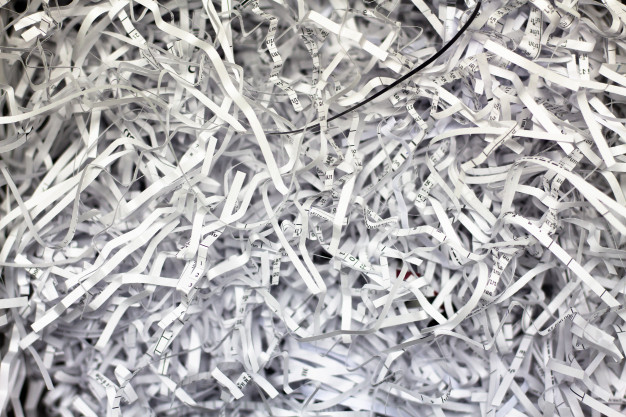 Máquina destructora de papel fellowes