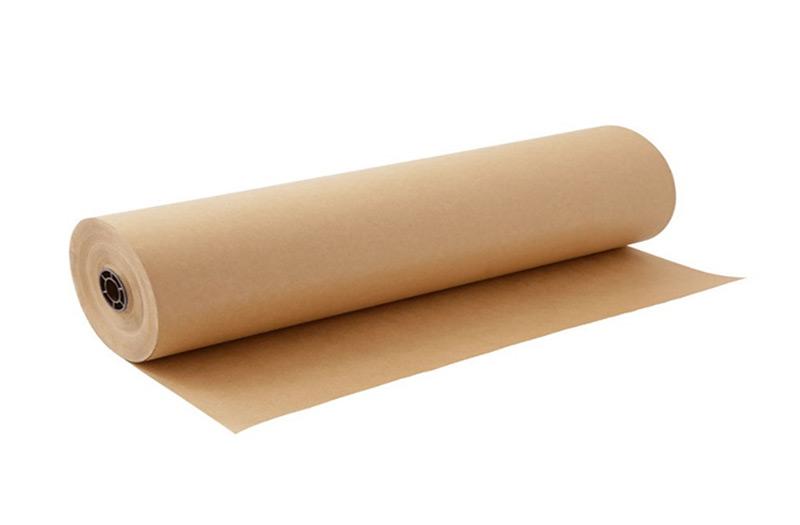 Bobina papel kraft características