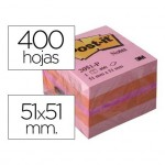 Minicubo de notas adhesivas Post-it ®