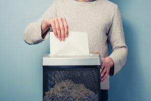Top 5 mejores destructoras de papel